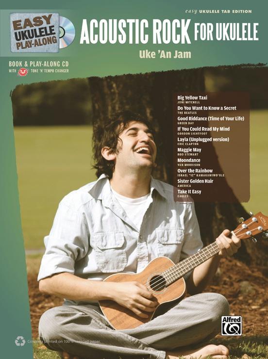 Easy Ukulele Play-Along: Acoustic Rock for Ukulele