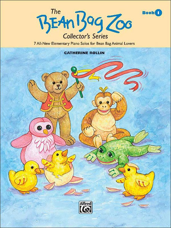 The Bean Bag Zoo Collector's Series, Book 1