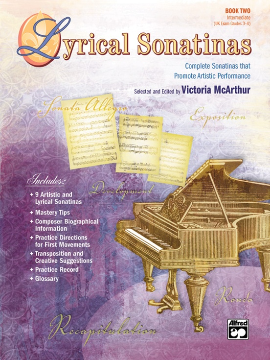 Lyrical Sonatinas, Book 2