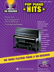 No-Brainer: Pop Piano Hits