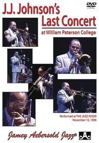 J. J. Johnson's Last Concert