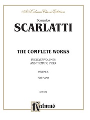 The Complete Works, Volume X