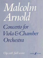Concerto for Viola & Chamber Orchestra