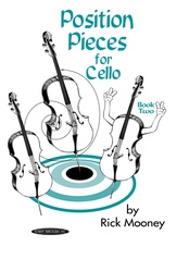 Position Pieces for Cello, Book 2