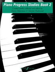 Piano Progress Studies, Book 2