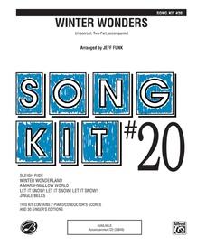 Winter Wonders: Song Kit #20