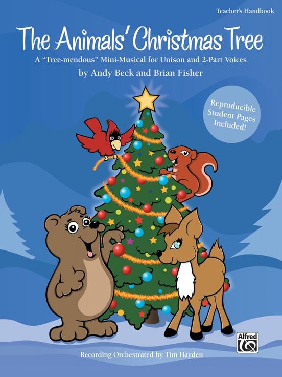 The Animals' Christmas Tree