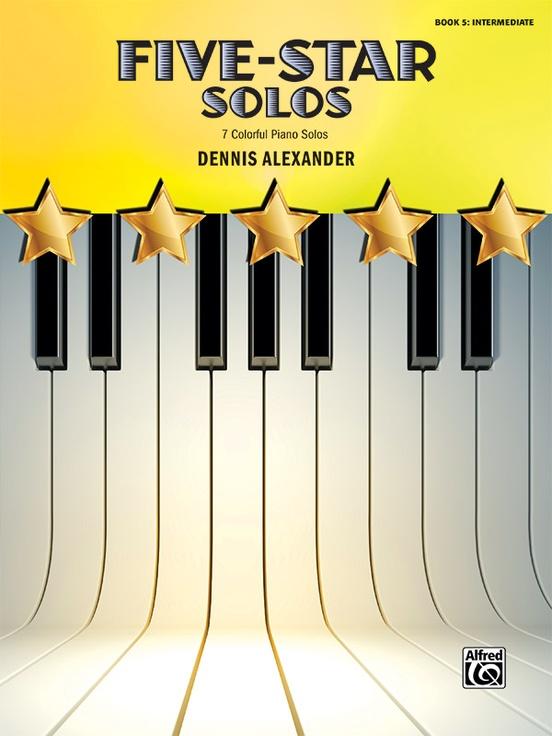 Five-Star Solos, Book 5