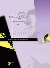 Le Tombeau de Couperin (I-IV)