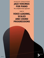 Jazz Voicings for Piano: The Complete Linear Approach