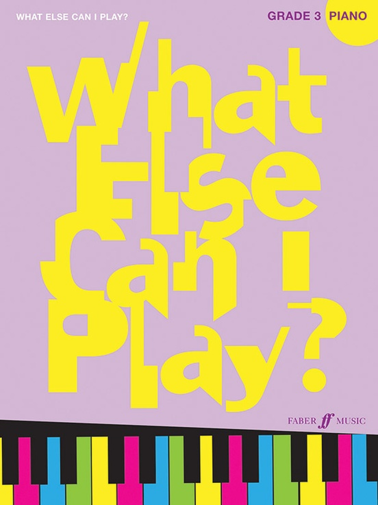 What Else Can I Play? Grade 3