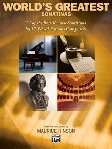 World's Greatest Piano Sonatinas