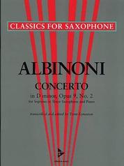 Concerto in D Minor Opus 9, No. 2