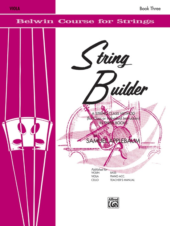 String Builder, Book Three