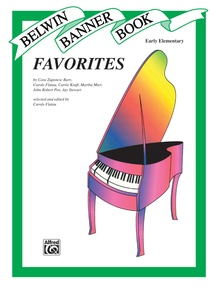 Belwin Banner Book Favorites
