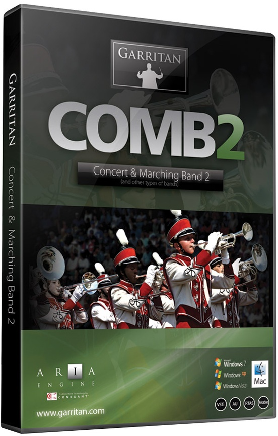 Garritan Concert and Marching Band® 2