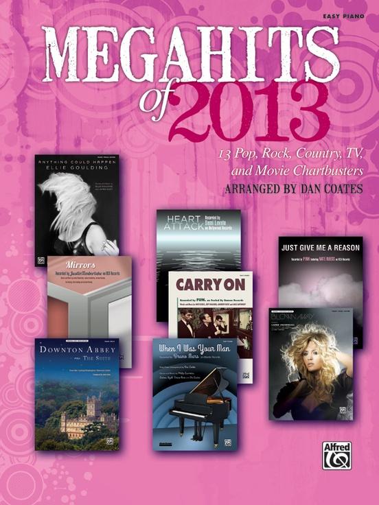 Megahits of 2013