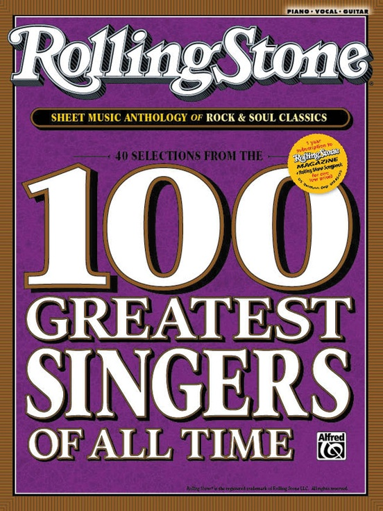Rolling stone sheet music anthology of rock soul classics piano rolling stone sheet music anthology of rock soul classics 40 selections from the rolling stone 100 greatest singers of all time fandeluxe Images
