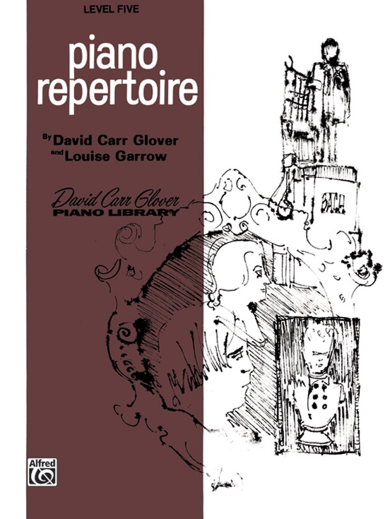 Piano Repertoire, Level 5