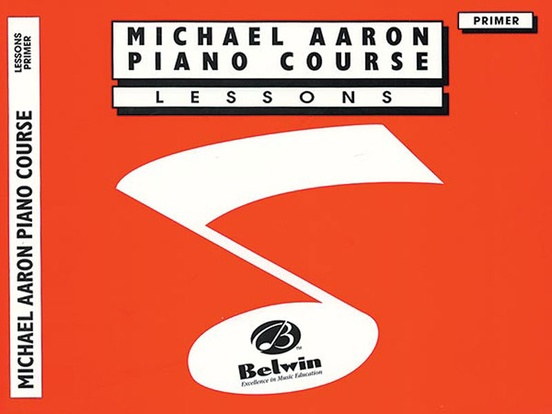 Michael Aaron Piano Course: Lessons, Primer