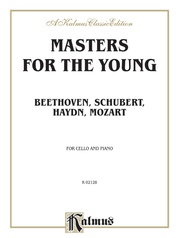 Masters for the Young--Beethoven, Schubert, Haydn, Mozart
