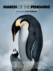 March of the Penguins, Opening Theme from (The Harshest Place on Earth)