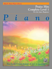 Alfred's Basic Piano Library: Praise Hits Complete Level 1