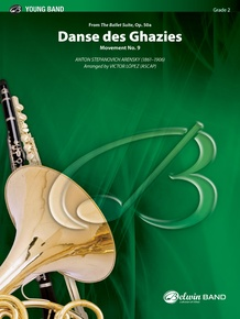 Danse des Ghazies (from <i>The Ballet Suite, Opus 50a</i>)