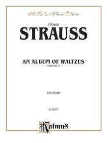 Waltzes, Volume II