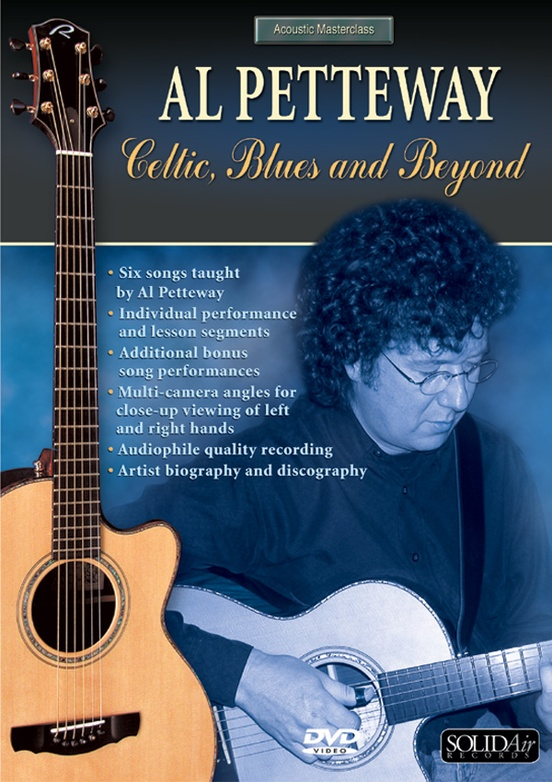 Acoustic Masterclass Series: Al Petteway -- Celtic, Blues, and Beyond