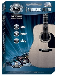 Alfred's PLAY: Beginning Acoustic Guitar