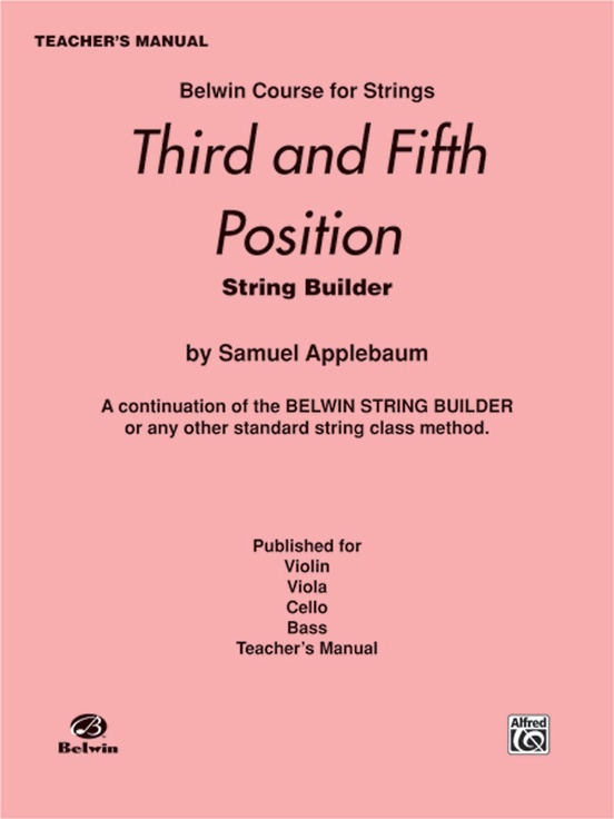 3rd and 5th Position String Builder