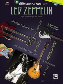 Ultimate Easy Guitar Play-Along: Led Zeppelin