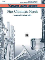 First Christmas March