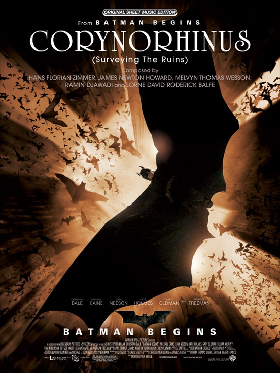 Corynorhinus (Surveying the Ruins) (from Batman Begins)