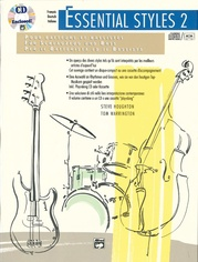 Essential Styles for the Drummer and Bassist, Book 2