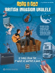Just for Fun: British Invasion Ukulele