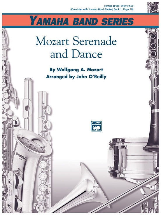 Mozart Serenade and Dance