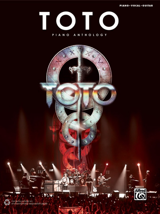 Toto: Piano Anthology