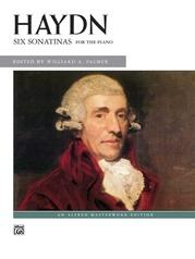 Haydn, 6 Sonatinas