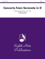 Concerto (from Serenata in D)