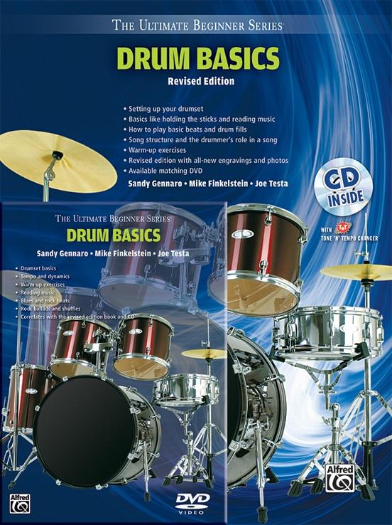 Ultimate Beginner Series Mega Pak: Drum Basics (Revised Edition)