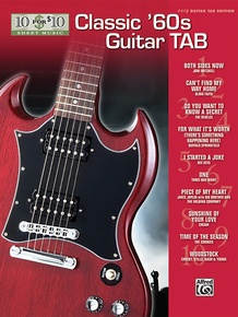 10 for 10 Sheet Music: Classic '60s Guitar Tab