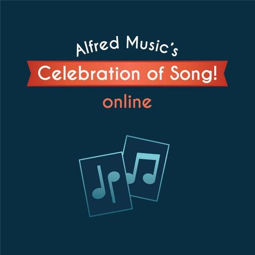 Celebration of Song! Online