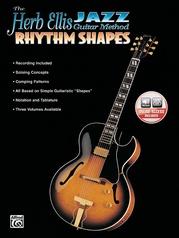 The Herb Ellis Jazz Guitar Method: Rhythm Shapes
