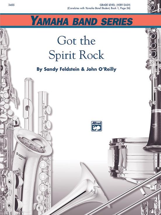 Got the Spirit Rock