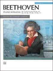 Beethoven, Piano Sonatas, Volume 4 (Nos. 25-32)