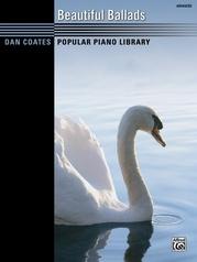 Dan Coates Popular Piano Library: Beautiful Ballads