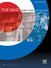 The Who: Sheet Music Anthology