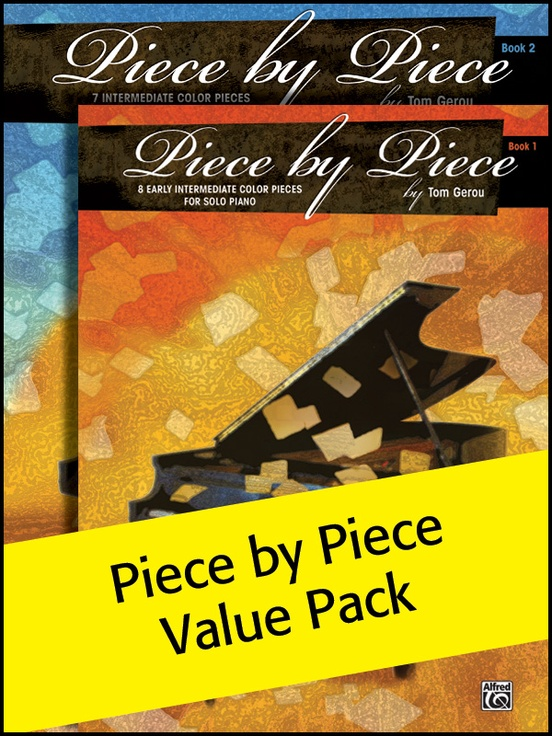 Piece by Piece 1-2 (Value Pack)